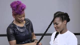 Show Hair Challenge AKM DESIGN EVOLUTION