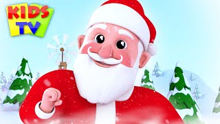 Jingle Bells Jingle Bells - Bob The Train | Christmas Music and Carols | christmas Songs