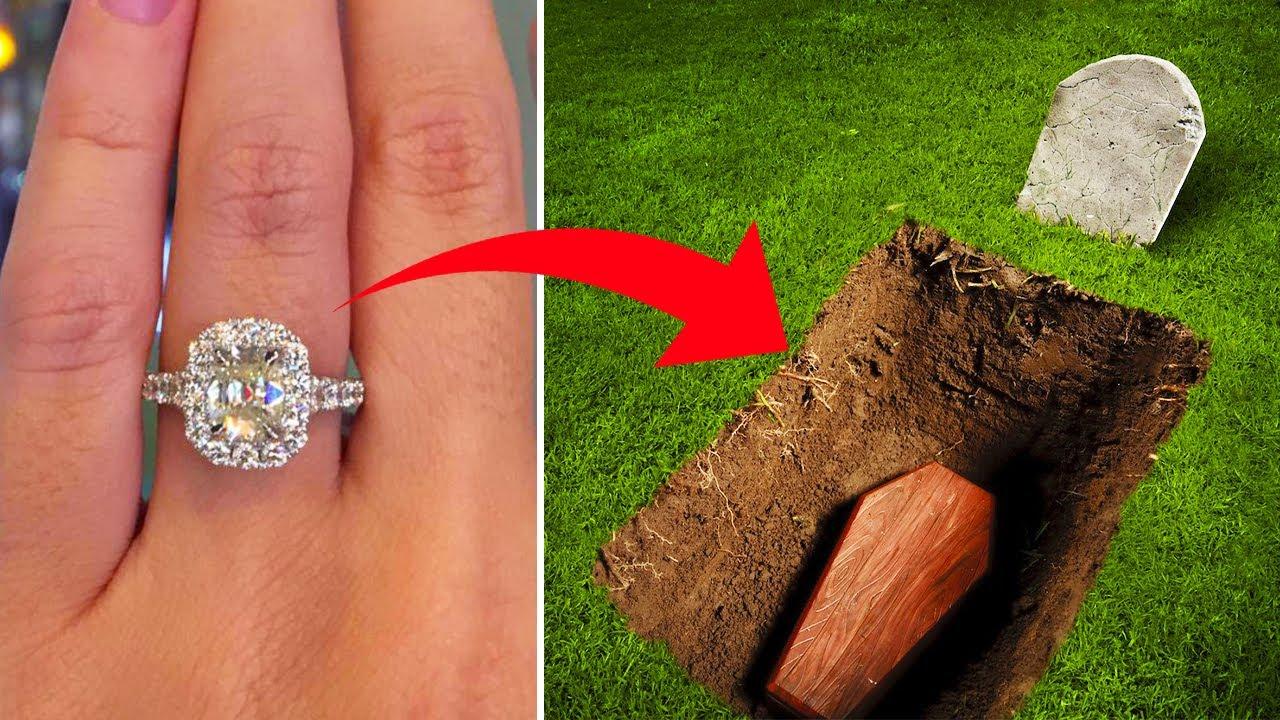 Это Свадебное Кольцо Спасло Девушке ЖИЗНЬ