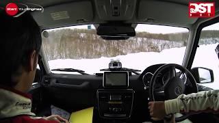 【DST#Snow_08】メルセデス・ベンツG350 vs BMW X6