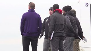 Football - Directing the Operations of NU Football (11/13/18)