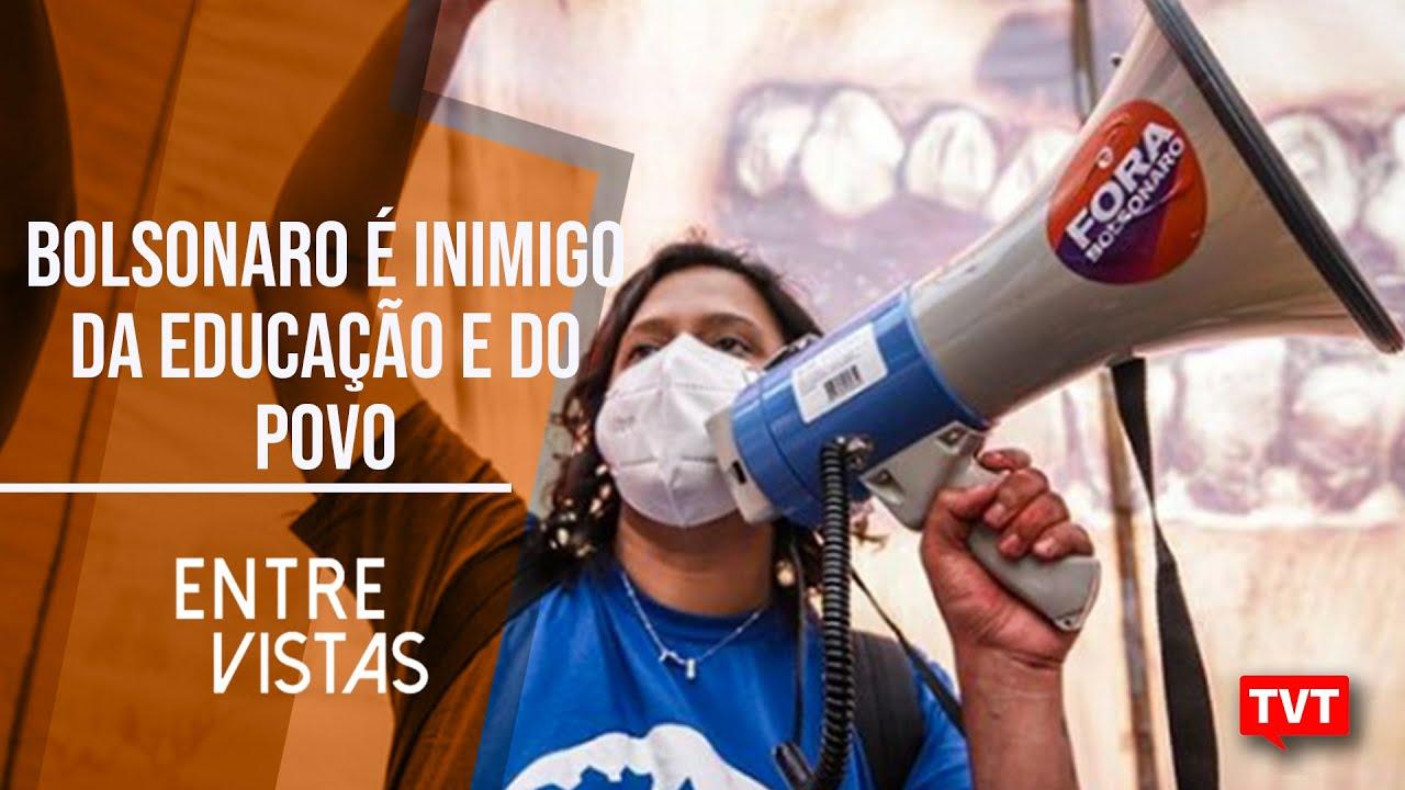 Impeachment - Bolsonaro é inimigo da Educação e do povo
