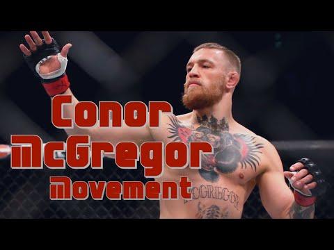 Conor McGregor - Movement
