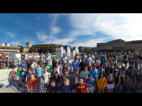 Ithaca College Summer Music Academy 2016 | 360 Video