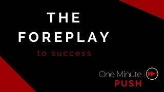 Precious C. Price | The Foreplay to Success