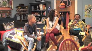 Video Instant Mom kids Interview (Tylen jacob Williams, Sydney park, Damarr Calhoun) download MP3, 3GP, MP4, WEBM, AVI, FLV Oktober 2017