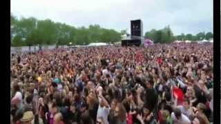 Groove Armada Vs Candi Staton - Lovebox 2012 - You Got The Love