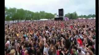 Groove Armada Vs Candi Staton - Lovebox 2012 - You Got The Love