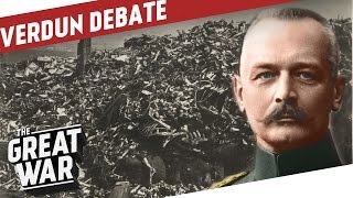 Justifying The Failure At Verdun? - The Falkenhayn Controversy I THE GREAT WAR Special