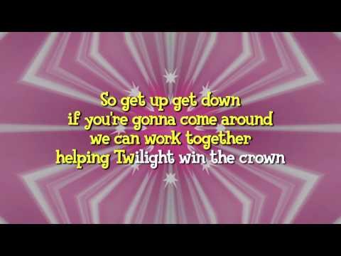 Equestria Girls - Helping Twilight Win the Crown (Instrumental/Karaoke) HD