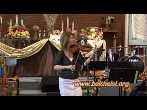Мессианская еврейская музыка, еврейские песни прославления