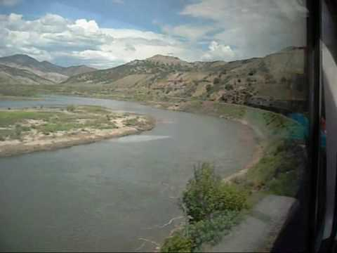 A Usa Train Ride Worth Taking Glenwood Springs To Denver