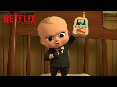 The Boss Baby: Back in Business - Seizoen 2 | Officiële trailer [HD] | Netflix