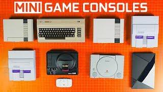 Ulimate Mini Game Console Collection