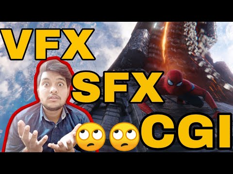 What is VFX,CGI and Special effect?|How to Learn?|[HINDI]