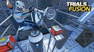TRIALS FUSION - Ninja Track 'Torment' [Ninja level 5]