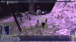 FFXI Amphitrite battle