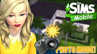 *NEW* 📷 Photo Mode is HERE for The Sims Mobile | August Update