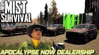 Apocalypse Now Dealership | Mist Survival | EP38