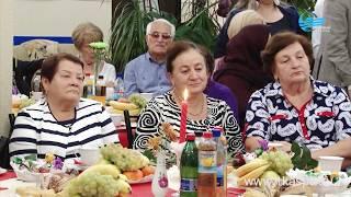 «Они ровесники города». Старожил Каспийска, поздравили с осенними праздниками