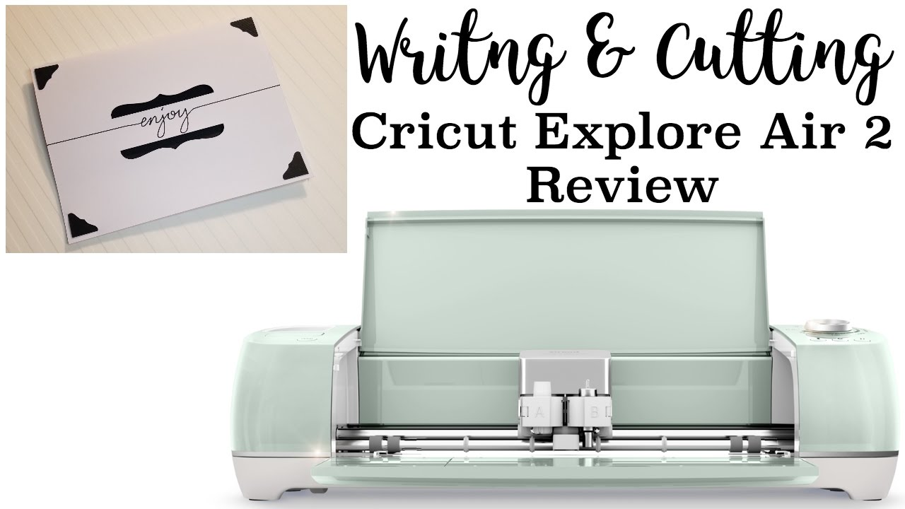 Cricut Explore Air 2 Review: Read This Before Spending Your Money!