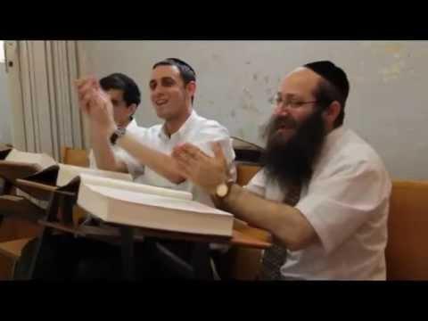 אהרון רזאל וקובי אריאלי - קבעתי את מושבי בבית המדרש