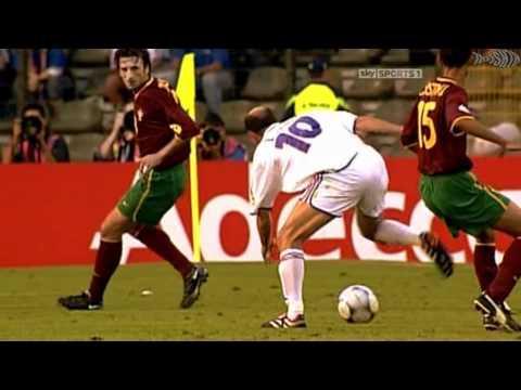 "Football Legends - Zinedine Zidane ""Zizou"""