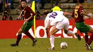 Football Legends - Zinedine Zidane