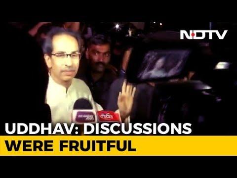 Uddhav Thackeray To Lead Maharashtra Government: Sharad Pawar After Talks