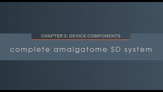 Chapter 3.1 Complete Amalgatome SD System