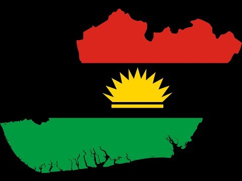 BIAFRA - THIS COMING PROPHETIC RESTLESSNESS OF THE ESAU PEOPLES.
