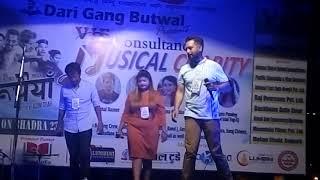 Kutu ma kutu|| Nischal Basnet, Asif Shah, Sujata Pandey||Daari Gang musical event||