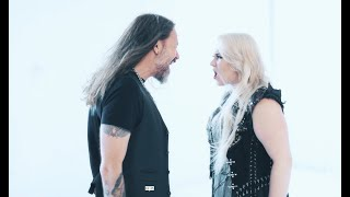 HAMMERFALL ft. Noora Louhimo - Second to One (Official Video) | Napalm Records YouTube Videos