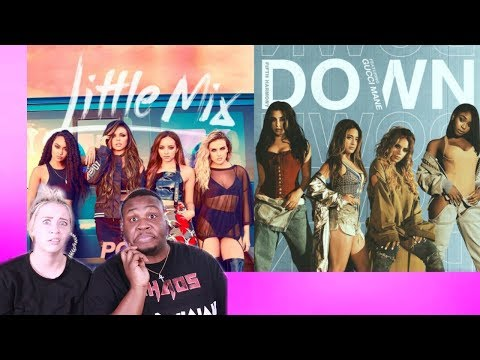 FIFTH HARMONY VS. LITTLE MIX!! W/ LILY MARSTON| Zachary Campbell