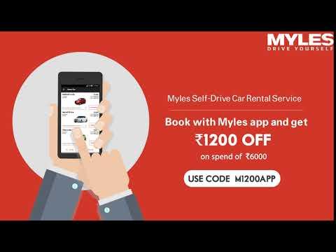 Myles Self Drive Car Rental Service
