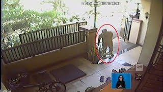 Rekaman CCTV Resolusi Tinggi Teror Novel Baswedan