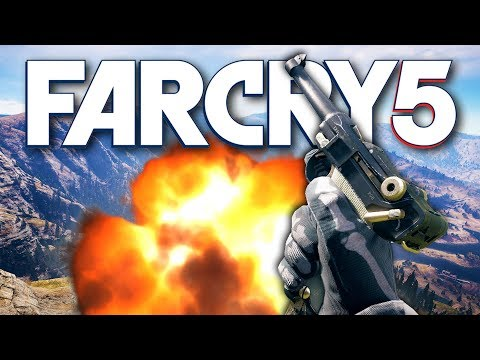 Far Cry 5 GERMAN PISTOL OF DOOM (Far Cry 5 Free Roam)