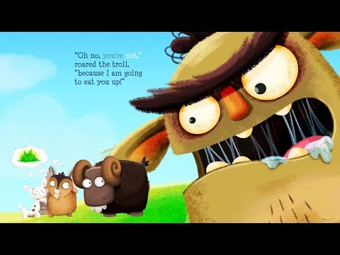 StoryTime For Kids - Billy Goats Gruff - The Three Billy Goats By StoryToys Entertainment Limited