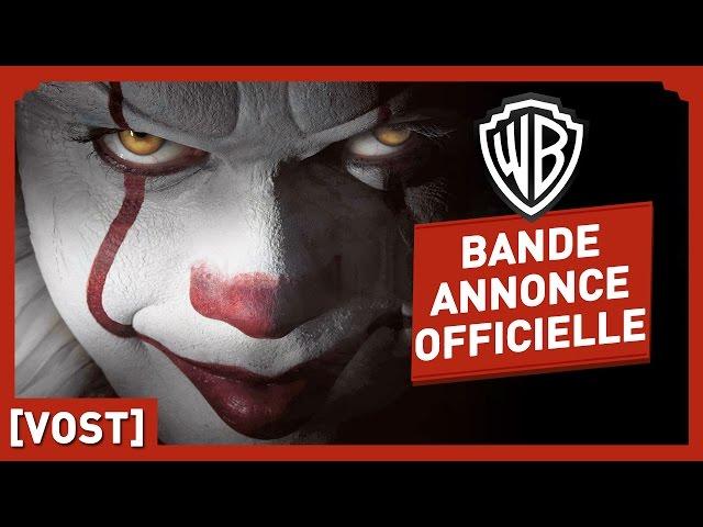 Ca - Bande Annonce Officielle (VOST) - Bill Skarsgård