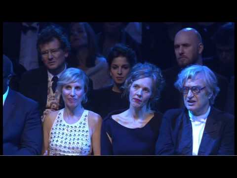 European Film Awards ceremony 2014, Riga