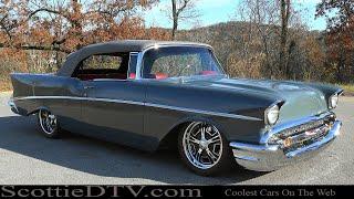 1957 Chevrolet Convertible Steve Holcomb Pro Auto Custom Interiors