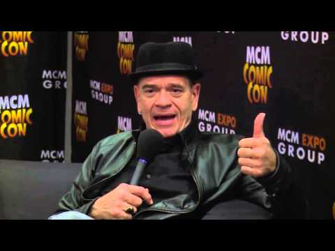 TheMCMBuzz Live Stream Scotland Robert Picardo