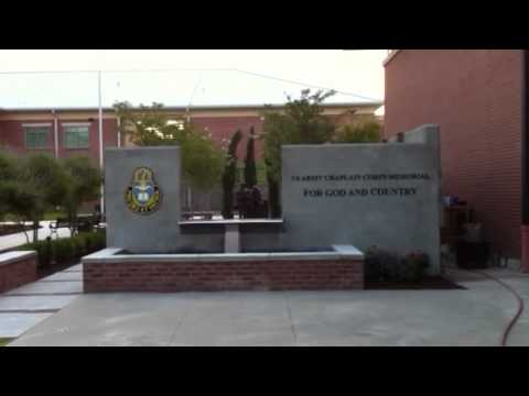 US Army Chaplain Corps Memorial