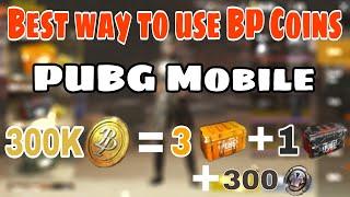 أفضل طريقة لاستخدام BP القطع النقدية في PUBG المحمول حتى الآن | كيفية استخدام BP القطع النقدية في PUBG المحمول