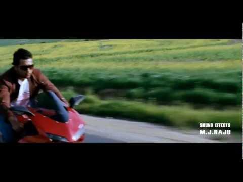 """SURYA"" As A Sharp Shooter(scene) In 'ADHAVAN' 720p HD"