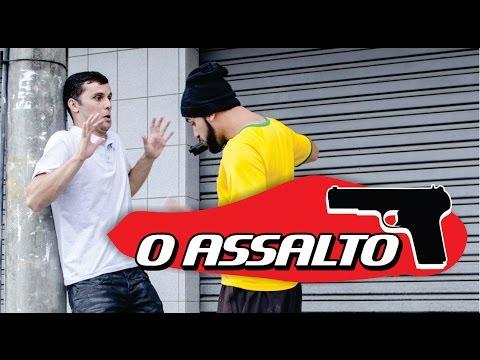 O Assalto - CQG
