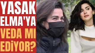 Yasak Elma'nın Şahika'sı Nesrin Cavadzade'den 'Veda' Açıklaması | GÖKHAN ALKAN'LA İLİŞKİSİ BİTTİ Mİ?