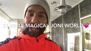 JONI connect | dance  & sport lifestyle interview ⏩
