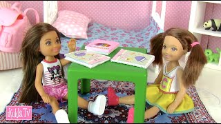 НОВЫЕ ДРУЗЬЯ  КАТЯ ВСЕХ БРОСИЛА? Мультики #Барби Куклы Игры для девочек Новая серия IkuklaTV