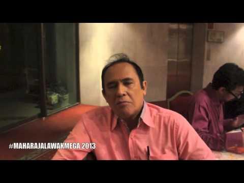 Maharaja Lawak Mega 2013 - Minggu 4 - Komen Dato Yusof Haslam